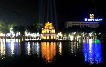 Hanoi - Thap Rua/Kaplumbağa Kulesi