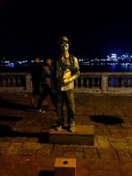 Hue - Gece Pazarı / Pandomimci