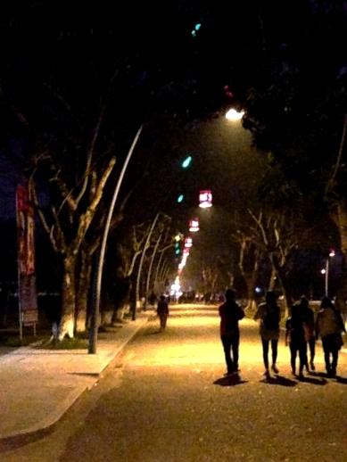 Hue - Kraliyet Sarayı çevresi