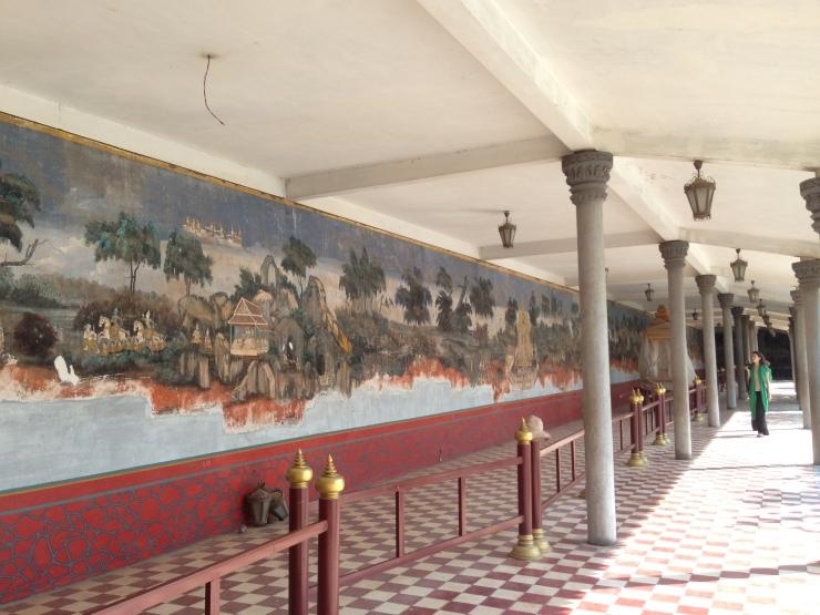 PP - Royal Palace / Ramayana Frescoes