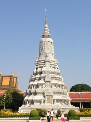King Norodom Stupa