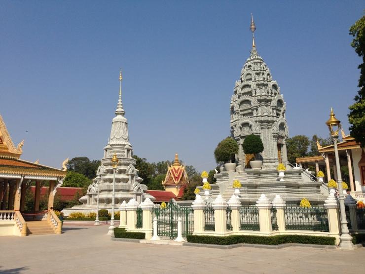 PP - Royal Palace / Royal Stupas