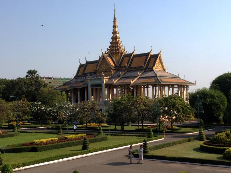 PP - Royal Palace / Chanchhaya Pavilion